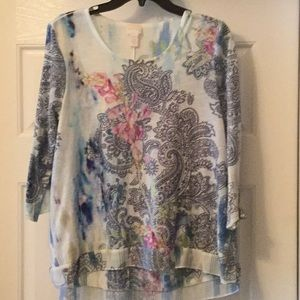Chico's size 1 top